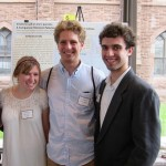 Sydney, Gabe, and Matt (Psychology Research Symposium, Spring 2012)